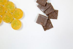 Edibles With Different Flavors